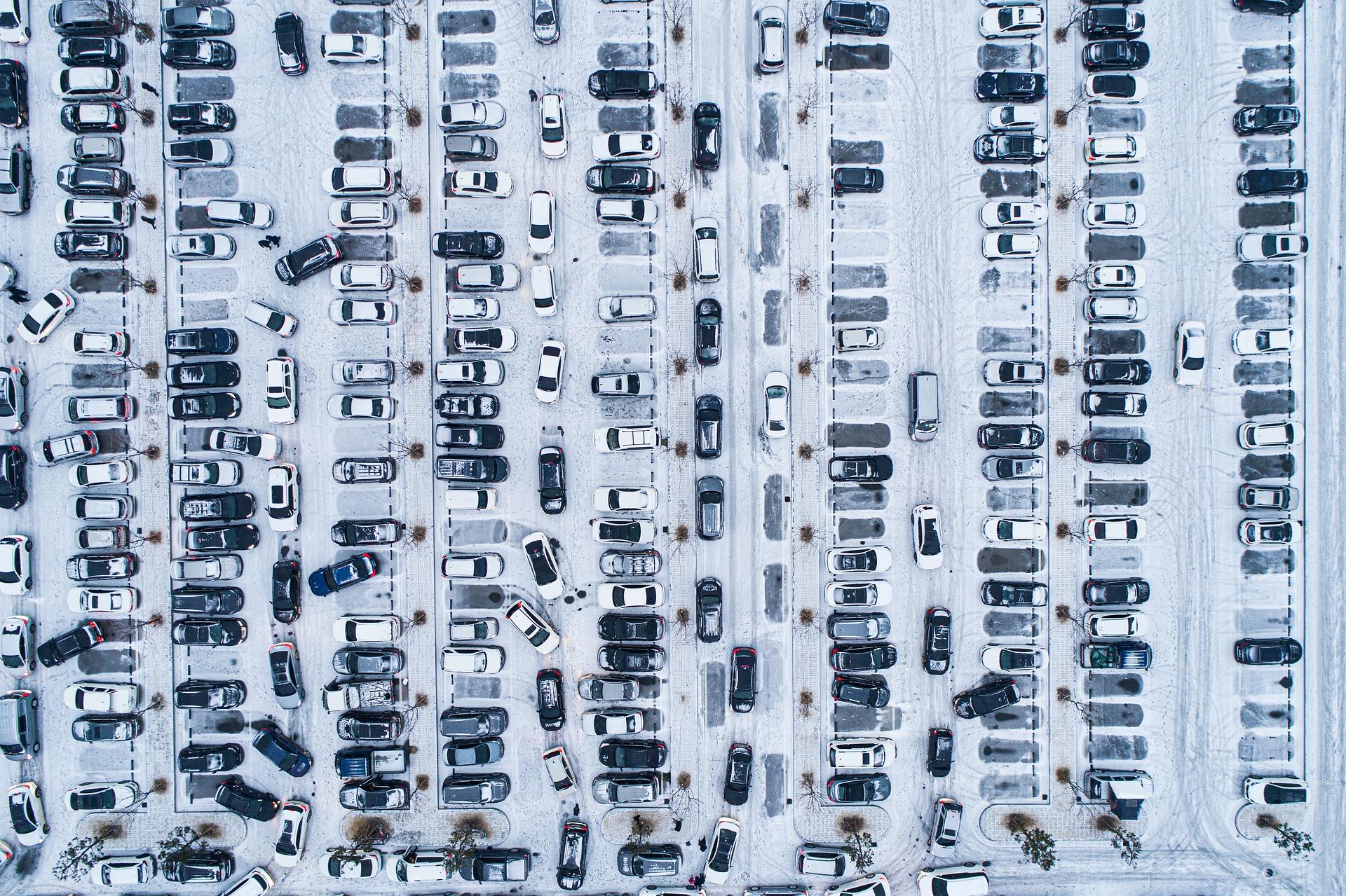 Parkering umeå